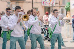 Charanga-Escucha-452-2018. Concurso de Charangas de Escucha (Teruel)