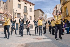 Charanga-Escucha-500-2018. Concurso de Charangas de Escucha (Teruel)