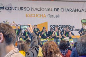 Charanga-Escucha-579-2018. Concurso de Charangas de Escucha (Teruel)