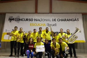 Charanga-Escucha-601-2018. Concurso de Charangas de Escucha (Teruel)
