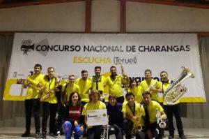 Charanga-Escucha-602-2018. Concurso de Charangas de Escucha (Teruel)