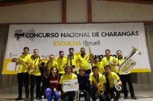 Charanga-Escucha-603-2018. Concurso de Charangas de Escucha (Teruel)